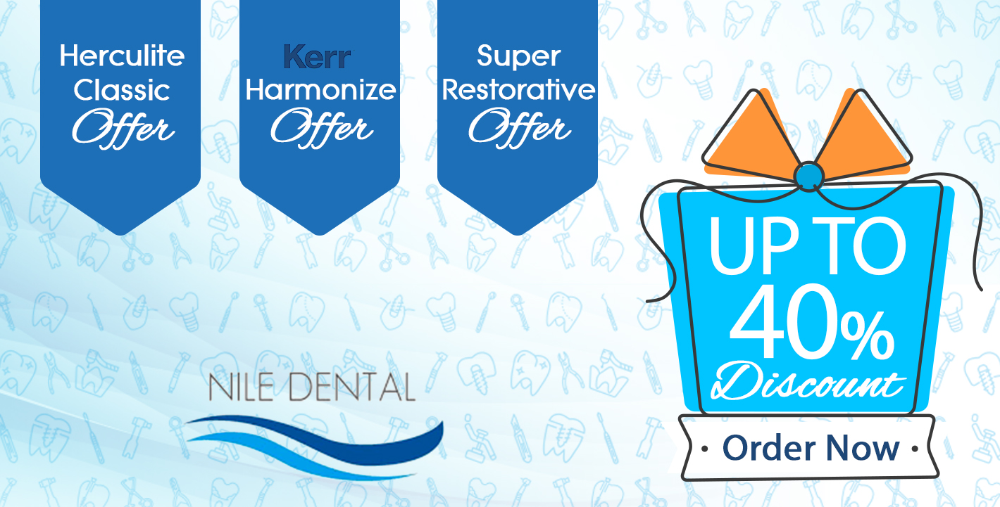 NILE DENTAL MAY 2018 OFFERS